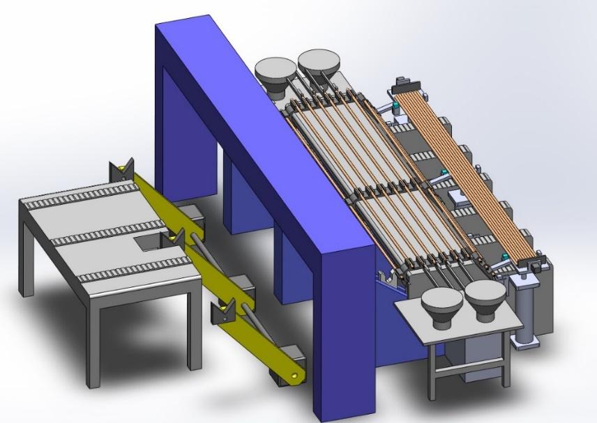 Beispiel - Sondermaschinenbau
